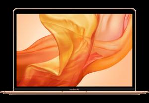 APPLE MacBook Air 13.3 (2020) - Goud i3 8GB 256 GB