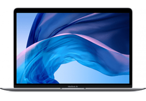 APPLE MacBook Air 13.3 (2020) - Spacegrijs i7 8GB 512 GB