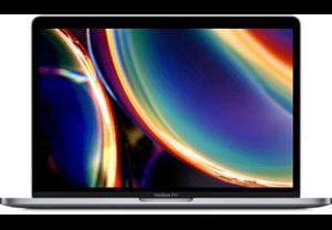 """APPLE MacBook Pro 13"""" (2020) - Spacegrijs i5 16GB 512GB"""