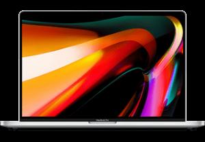 """APPLE MacBook Pro 16"""" - Zilver i7 16GB 512GB"""