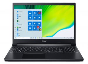 Acer Aspire 7 A715-75G-74H3A Laptop - 15 Inch