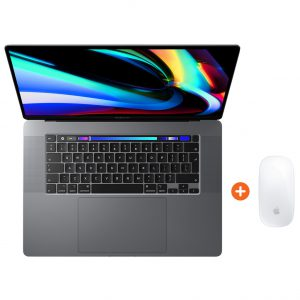"Apple MacBook Pro 16"" (2019) MVVJ2N/A Space Gray + Magic Mouse"