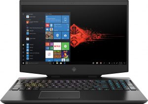 HP OMEN 15-dh0800nd Laptop - 15 Inch