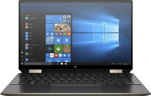 HP Spectre x360 13-aw0250nd 2-in-1 laptop - 13 Inch