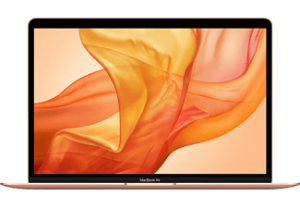 APPLE MacBook Air 13.3 (2020) - Goud i5 8GB 512 GB