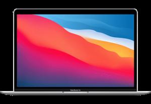 APPLE MacBook Air 13.3 (2020) - Zilver M1 256GB 16GB