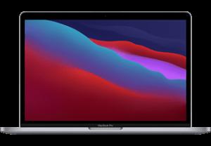 APPLE MacBook Pro 13.3 (2020) - Space Grey M1 1TB 16GB
