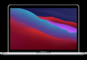 APPLE MacBook Pro 13.3 (2020) - Zilver M1 512GB 8GB
