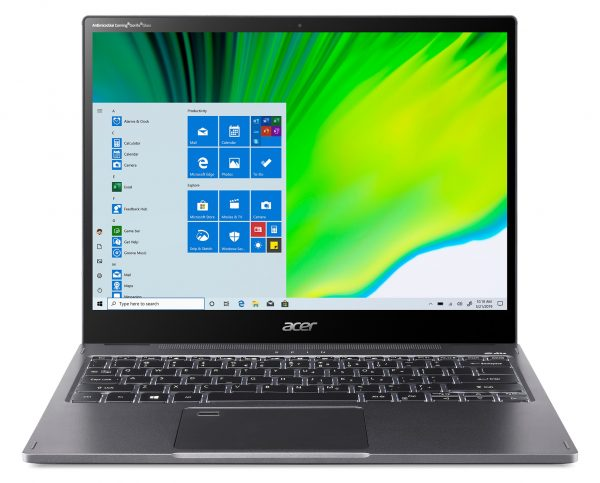 Acer Spin 5 SP513-55N-726T -13 Inch 2-in-1 laptop