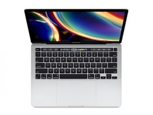 """Apple MacBook Pro (2020) 13.3"""" - 2 GHz i5 - 16 GB - 512 GB - Zilver"""