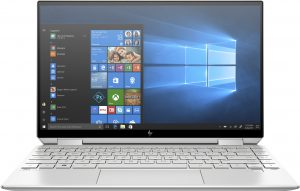HP Spectre x360 13-aw2110nd 2-in-1 laptop - 13 Inch