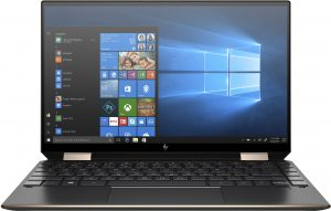 HP Spectre x360 13-aw2115nd 2-in-1 laptop - 13 Inch