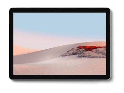 Microsoft Surface Go 2 - m3-8100Y - 64 GB - Zilver