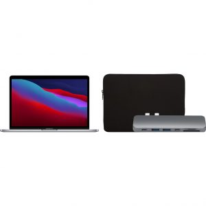 "Startpakket - Apple MacBook Pro 13"" (2020) MYD82N/A Space Gray"