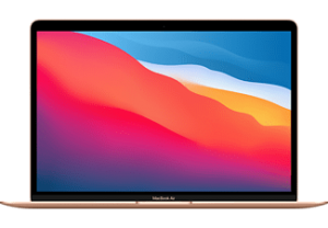 APPLE MacBook Air 13.3 (2020) - Goud M1 512GB 8GB