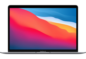 APPLE MacBook Air 13.3 (2020) - Spacegrijs M1 512GB 8GB