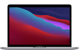 APPLE MacBook Pro 13.3 (2020) - Spacegrijs M1 512GB 8GB