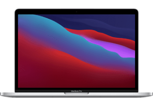 APPLE MacBook Pro 13.3 (2020) - Zilver M1 512GB 8GB
