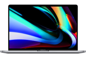 "APPLE MacBook Pro 16"" (2019) - Spacegrijs i7 16GB 512GB 5300M"