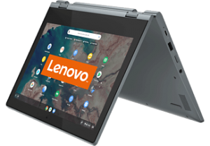 LENOVO IdeaPad FLEX 3 11 Chromebook Touch - 4GB 64GB - Blauw