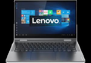 LENOVO YOGA C740 14 - i5 16GB 512GB Grijs