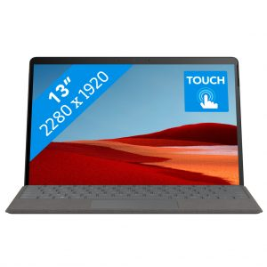 Microsoft Surface Pro X - SQ2 - 16GB - 256GB Zwart