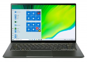 Acer Swift 5 SF514-55T-55WL -14 inch Laptop