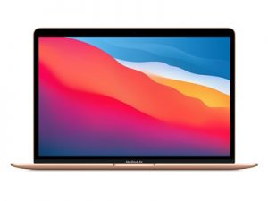 "Apple MacBook Air (2020) 13.3"" - M1 - 8 GB - 512 GB - Goud"
