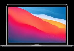 APPLE MacBook Air 13.3 (2020) - Spacegrijs M1 256GB 8GB