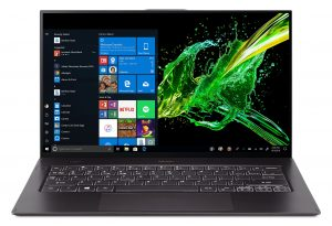 Acer Swift 7 SF714-52T-728S -14 inch Laptop