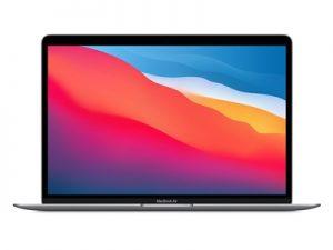 """Apple MacBook Air (2020) 13.3"""" - M1 - 8 GB - 256 GB - Spacegrijs"""