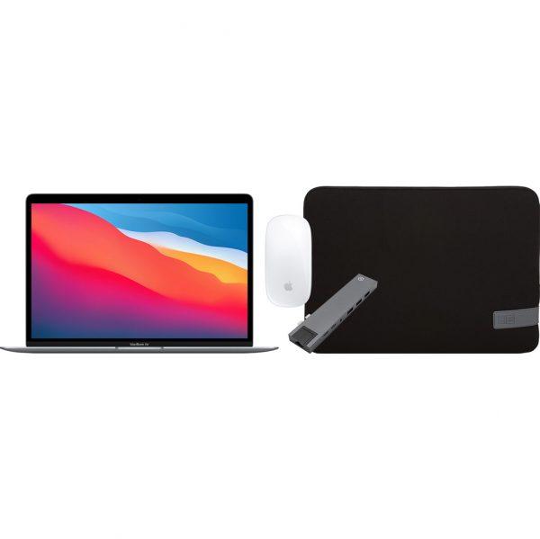 Apple MacBook Air (2020) 16GB/512GB Apple M1 Space Gray + Accessoirepakket