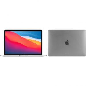 Apple MacBook Air (2020) MGN93N/A Zilver + Bluebuilt Hardcase