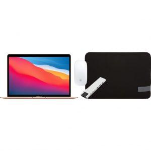 Apple MacBook Air (2020) MGND3N/A Goud + Accessoirepakket