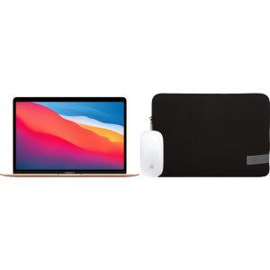 Apple MacBook Air (2020) MGND3N/A Goud + Muis + Laptophoes