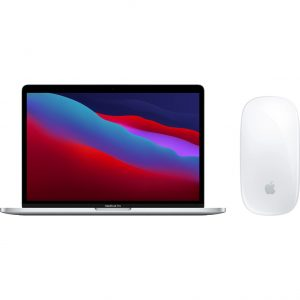 "Apple MacBook Pro 13"" (2020) MYDA2N/A Zilver + Apple Magic Mouse 2"