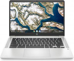 HP Chromebook 14a-na0140nd -14 inch Chromebook