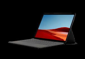 MICROSOFT Surface Pro X 16GB 256GB Zwart