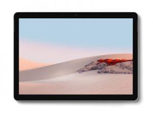 Microsoft Surface Go 2 - m3-8100Y - 128 GB - Zilver