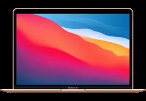APPLE MacBook Air 13.3 (2020) - Goud M1 256GB 8GB