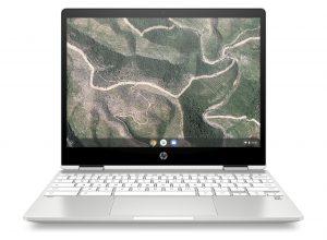 HP Chromebook x360 12b 12b-ca0210nd -12 inch Chromebook