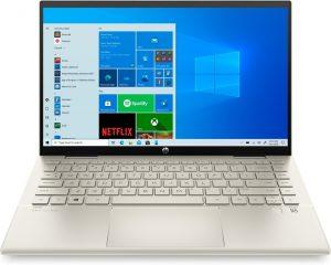 HP Pavilion x360 14-dy0215nd -14 inch Laptop