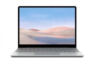 Microsoft Surface Laptop Go - i5 - 128 GB - Platina