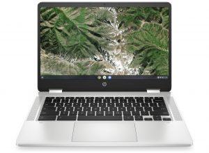 HP Chromebook x360 14a-ca0107nd - Chromebook