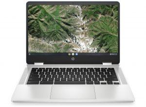 HP Chromebook x360 14a-ca0109nd - Chromebook